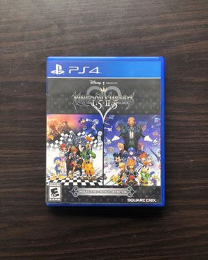 Kingdom Hearts 1.5 + 2.5 Remix for PS4 for Sale in New York, NY