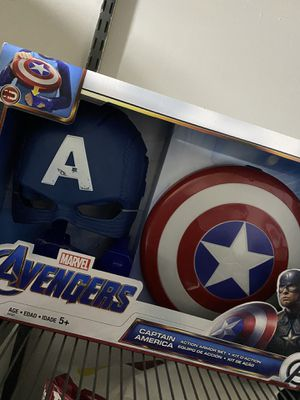 Captain America Armor set for Sale in Aurora, IL