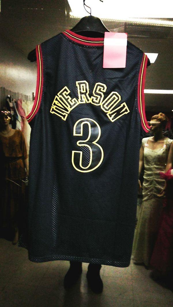 76ers jersey Allen Iverson