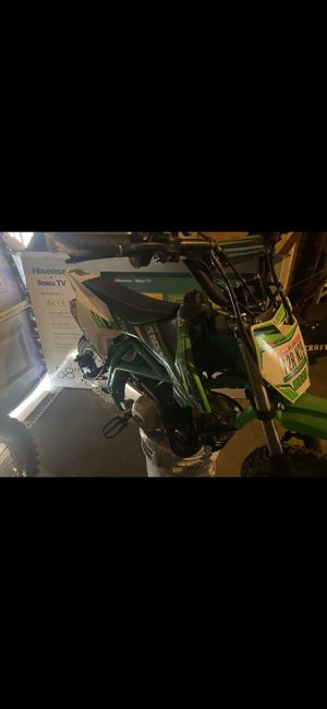 Two motor dirtbike for Sale in Madera, CA