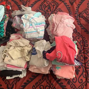 Baby Girl Lot 0-3 &3-6 for Sale in Kissimmee, FL