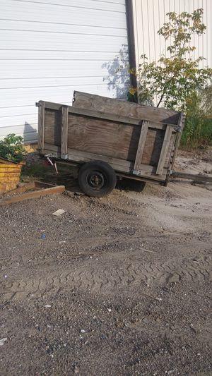 Trailer two wheel for Sale in Oak Grove, MN