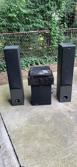 Stereo System for Sale in Cleveland, OH