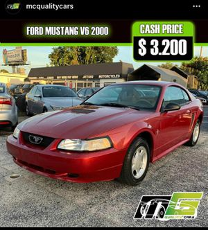 FORD MUSTANG V6 2000 for Sale in Kissimmee, FL