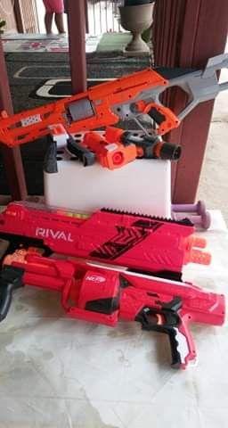 Nurf guns for Sale in Riverdale, CA