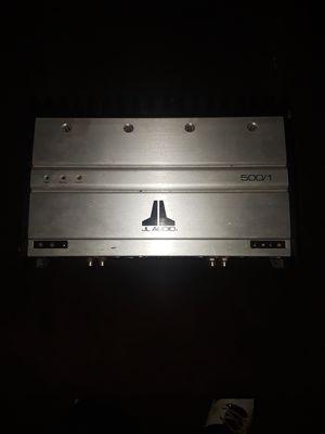 JL Audio amplifier for Sale in Warwick, RI