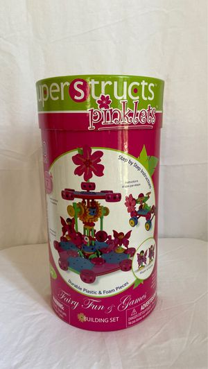 Superstructs pinklets Building Set for Sale in Los Angeles, CA