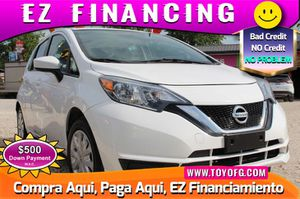 2017 Nissan Versa Note for Sale in Cypress, TX