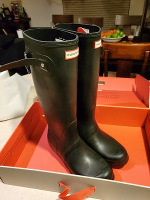 Hunter boots for Sale in Tacoma, WA