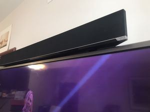 Soundbar with Wireless Subwoofer and satellite speakers for Sale in Arlington, VA