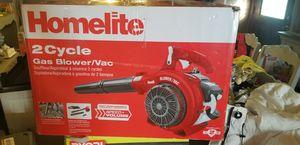 Homelite leaf blower for Sale in Amanda, OH