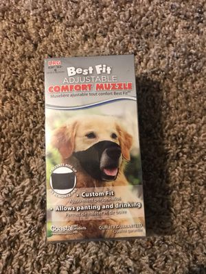 Large dog muzzle for Sale in Lodi, CA