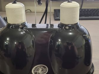 Zoo Med Reptile Heat Lamps Double And Single Dome for Sale in Federal Way,  WA
