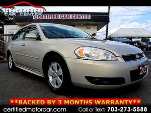 2010 Chevrolet Impala for Sale in Fairfax, VA