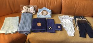 0-9 mths clothes blankets and towels for Sale in Tamarac, FL