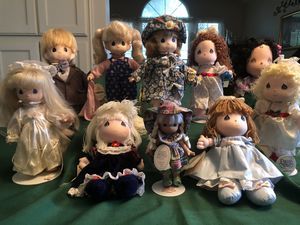 Precious Moments Dolls for Sale in North Richland Hills, TX
