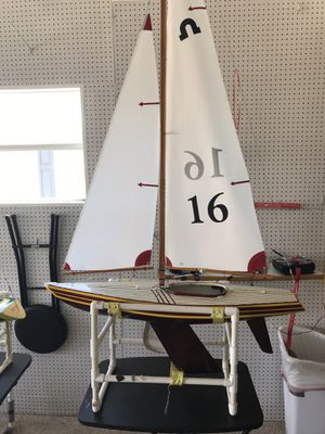 Sailboats (One Soling and one Fairwind )with remotes for Sale in Sebring, FL