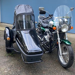 1997 Triumph Thunderbird With Sidecar for Sale in Snohomish, WA