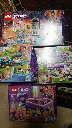 NEW Lego Friends sets 41372 41364 41332 41359 for Sale in Tacoma, WA
