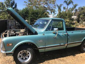 1969 GMC C2500 v8 Camper Special truck for Sale in Hayward, CA