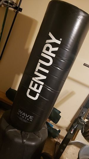 Century xxl Standing punching bag for Sale in Houston, TX