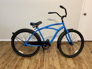 Huffy 26″ Cranbrook Men's Cruiser Bike with Perfect Fit Frame for Sale in Phoenix, AZ