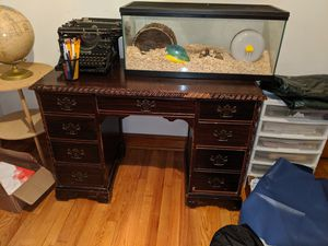 Antique desk for Sale in Catonsville, MD
