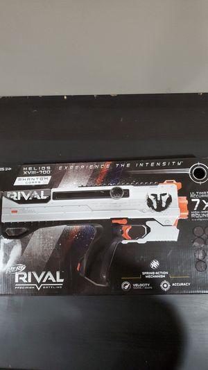 Rival nerf gun for Sale in Silver Spring, MD