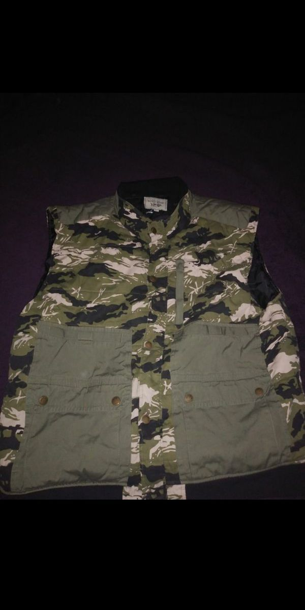 3XL Ecko Unlimited Camo Vest