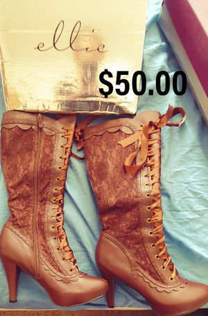 Ellie Mary boots for Sale in Wibaux, MT