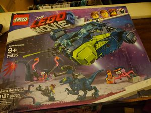 Lego movie 2 red explorer 70835 brand new sealed in box for Sale in Palm Harbor, FL