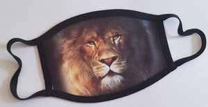 KING OF THE JUNGLE THEMED FACE MASK for Sale in Coconut Creek, FL