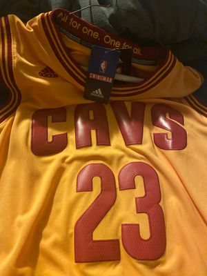LeBron James Adidas Jersey for Sale in Daly City, CA
