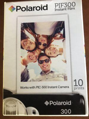 Polaroid - Instant Film #PIF300 Instant film 1 prints for Sale in Snohomish, WA