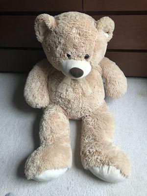 Teddy bear - 3ft tall for Sale in Woodstock, GA