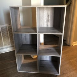 6 Cube Organizer Shelf for Sale in Indianapolis,  IN