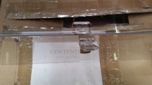"lot of 2 plexiglass cases 33""x21"" X14"" for Sale in Tempe, AZ"