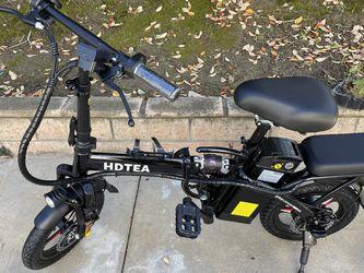 Folding Electric Bike for Sale in Walnut,  CA