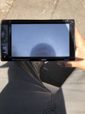 Xdvision double din Bluetooth stereo for Sale in Spring Valley, CA