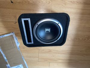 """Dual 10"""" subwoofer for Sale in Cabot, AR"""
