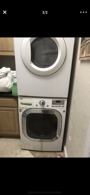 Washer and dryer for sale for Sale in Davie, FL