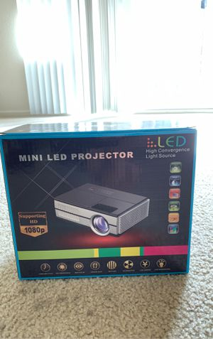 Mini Led Projector EUG intelligent image for Sale in South San Francisco, CA