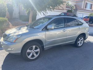 2009 Rx350 Lexus SUV - AWD - low miles - Loaded for Sale in Las Vegas, NV