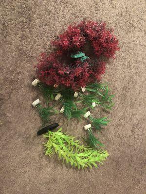 Miscellaneous Aquarium fake plants for Sale in Henderson, NV
