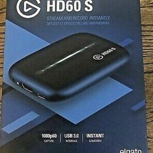 New Elgato Game Capture HD60 S for Sale in Arlington, VA