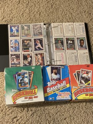 90's baseball cards around Thousands cards for Sale in Avondale, AZ