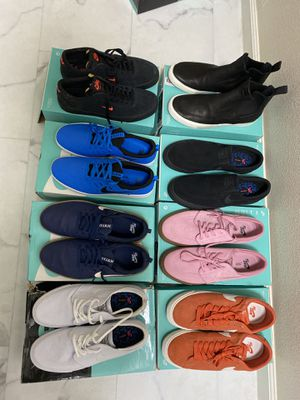 New nike sb janoski And nyja size 9 for Sale in Sunnyvale, CA