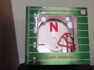 Football helmet sprinkler for Sale in Lockbourne, OH