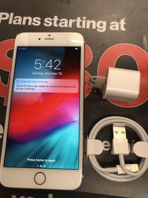 Factory unlocked iPhone 7 plus 128gb, store warranty for Sale in Chelsea, MA