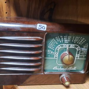 Packard Bell Tube Radio for Sale in Los Angeles, CA